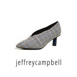 "COPY - Jeffrey Campbell ""Carla 2"" Plaid Heels"